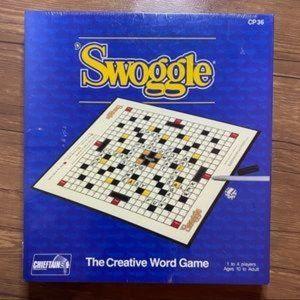 Swoggle Board game